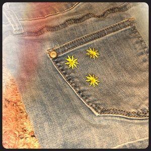 Sunny! Sz 27 Altar'd State Shorts